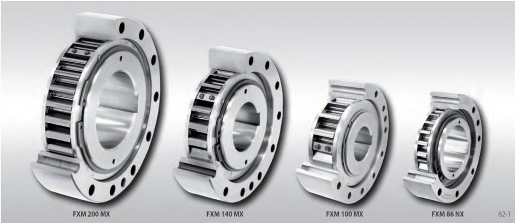 O melhor contra-recuo do mercado, da FXM Ringspann, é fornecido pela Antares